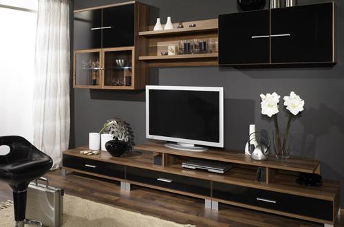 Мебель в гостиной.
