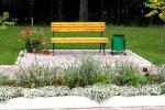 Скамейки парковые, садовые и парковые металлические скамьи и лавочки.
