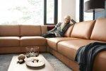 Советы по выбору кожаной мебели